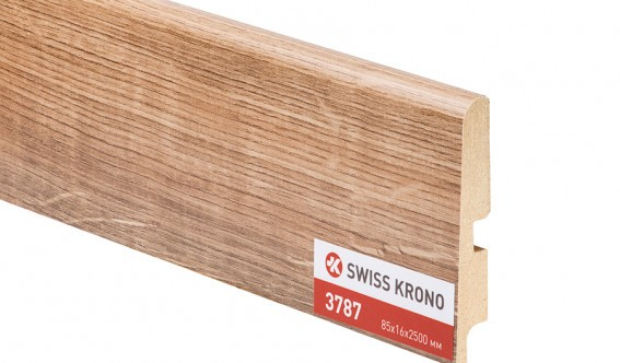 Плинтус Kronopol 3787 Baltic Oak